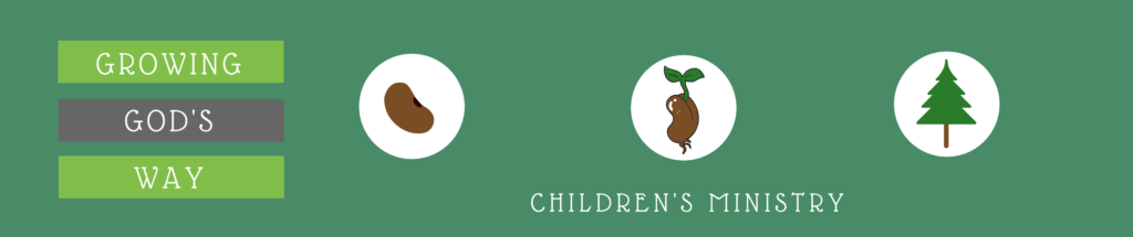 Growing God's Way Children's Ministry at Appleton Community Evangelical Free Church