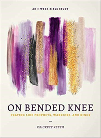 On bended knee book cover